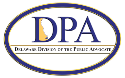Image of the Division of the Public Advocate logo