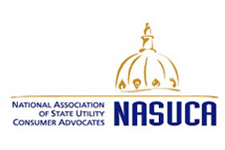Image of the National Association of State Utility Consumer Advocates (NASUCA) logo
