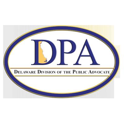 Logo of the Delaware Public Advocate